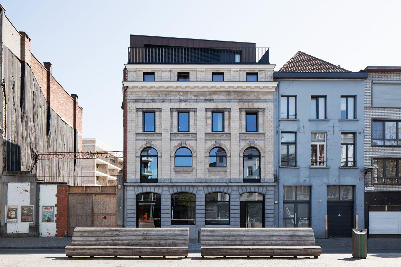 dhulst project falcon 31 aannemer Lier Antwerpen